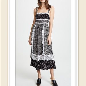 NWT Free People Yesica Maxi Dress